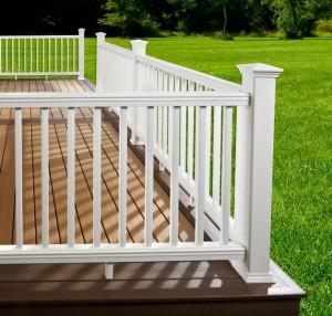 Composite decks quaker state construction for Choicedek warranty